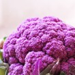 紫カリフラワー