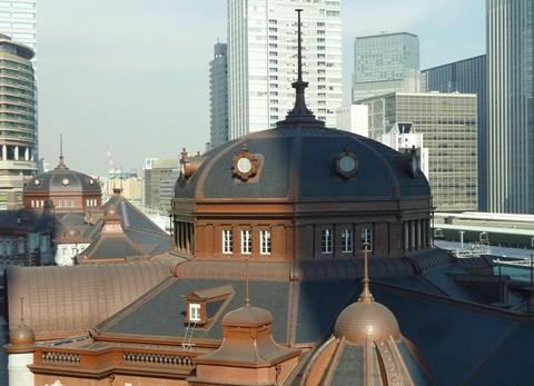 東京駅ドーム