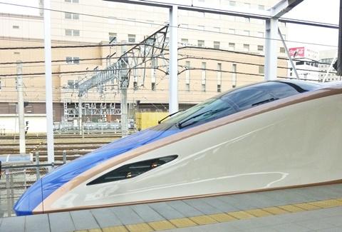 長野新幹線E7系