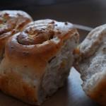 パンを撮影する