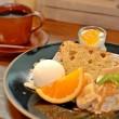 パーツ・シー カフェ シフォンケーキ