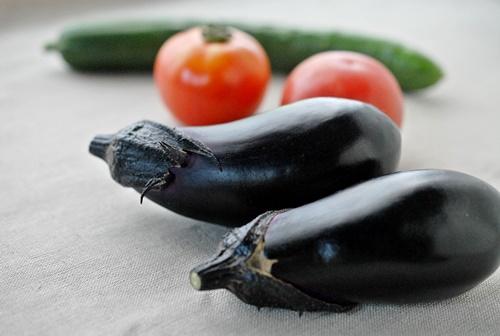 自然栽培夏野菜