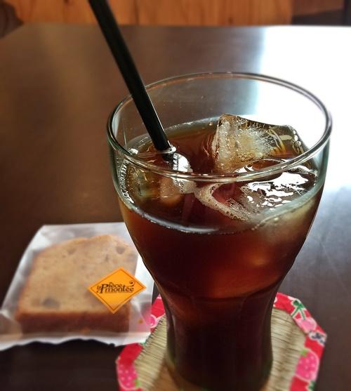 天狼院アイスコーヒー