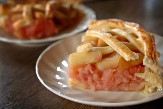 紅玉のアップルパイ