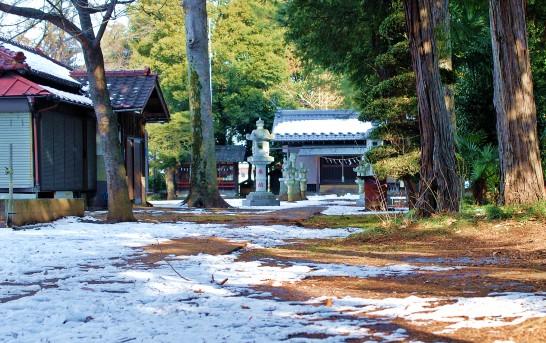 駒林八幡神社