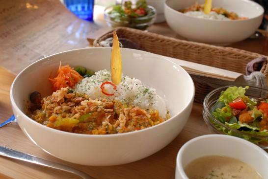 野菜の恵みカレー