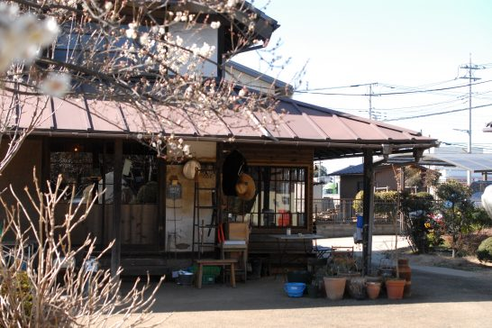 78nanahachiさん納屋