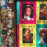 Mick Rockの写真展でBowie