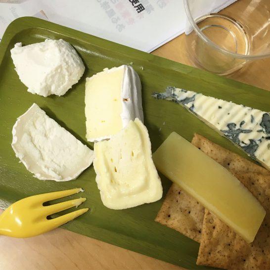 外国チーズ各種
