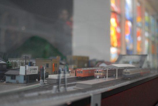 鉄道博物館ジオラマ