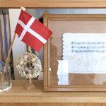 デンマークの刺繍ドロンワーク